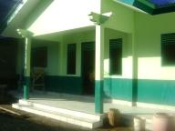 Contoh Bangunan Hibah MEDP ADB Loan 2011
